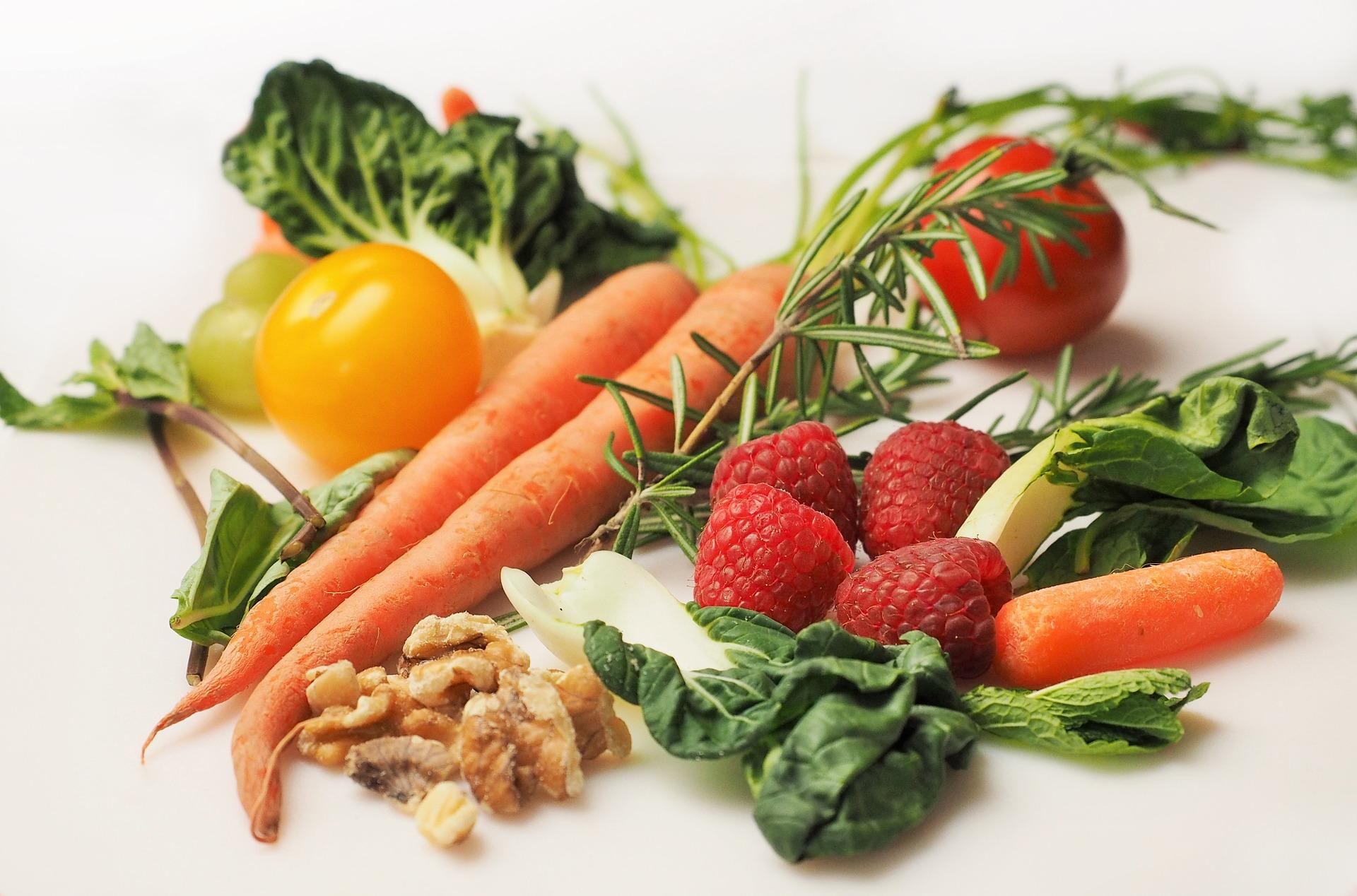 Nährstoffversorgung bei veganer Ernährung