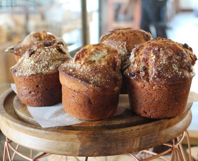 Vegane Apfel-Zimt-Muffins