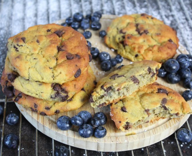 Vegane, glutenfreie Cookies